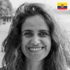 Msc. Caterina Carrasco (Ecuador)