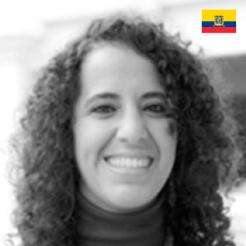 Msc. Daniela Ziritt (Ecuador)