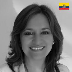 Msc. Gissela Echeverría (Ecuador)