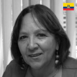 Dra. Judith Morejón (Ecuador)