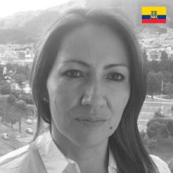 Dra. Maria Eugenia Ochoa (Ecuador)